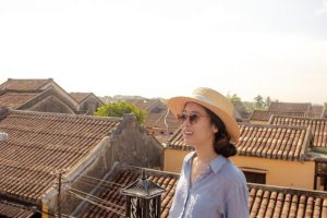 responsible travel in Hoi an - faifo coffee