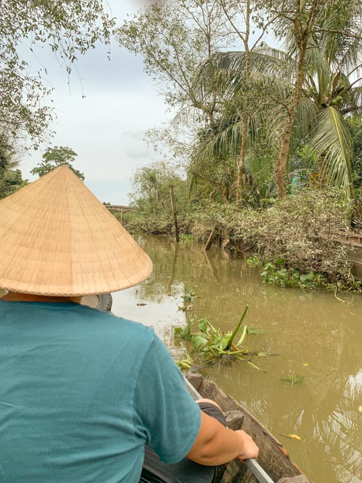 responsible travel in vietnam - mekong delta