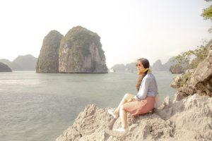 responsible travel vietnam - ha long bay cave