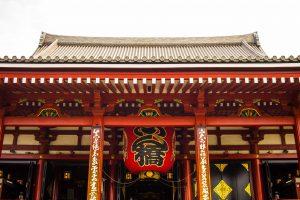 2 day Tokyo Itinerary - asakusa sensoji