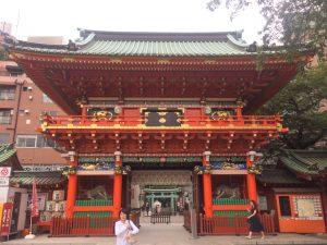 2 day Tokyo Itinerary - kanda shrine akihabara