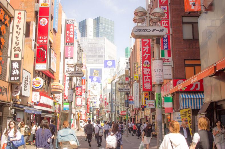 2 day Tokyo Itinerary - shibuya