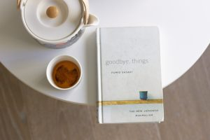 Best zero waste books - goodbye things