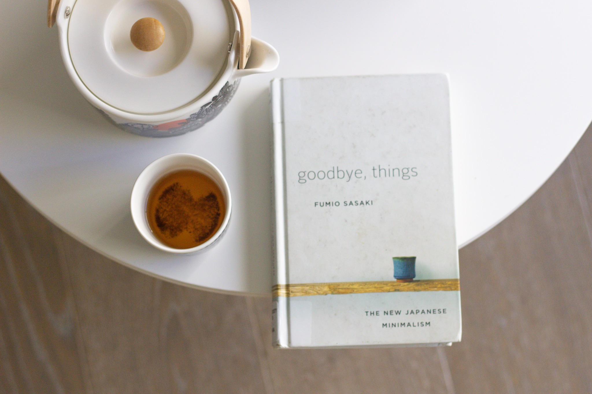 Best zero waste books - goodbye things