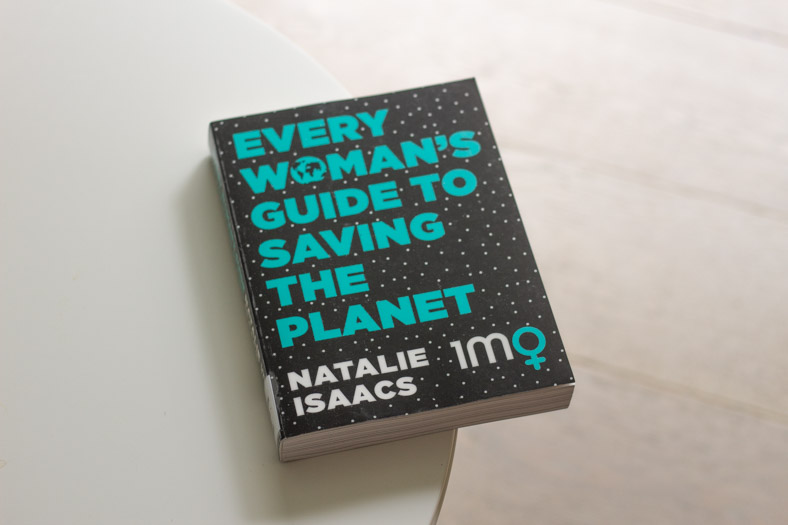 best zero waste books - every woman's guide to saving the planet