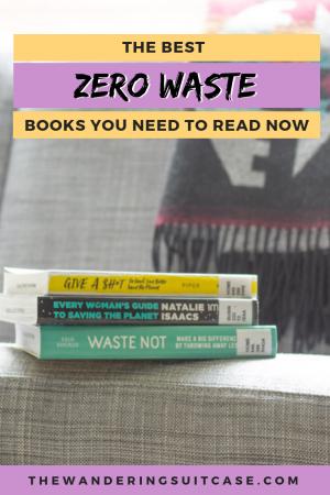 best zero waste books - pinterest 1