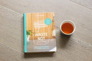 best zero waste books - waste not