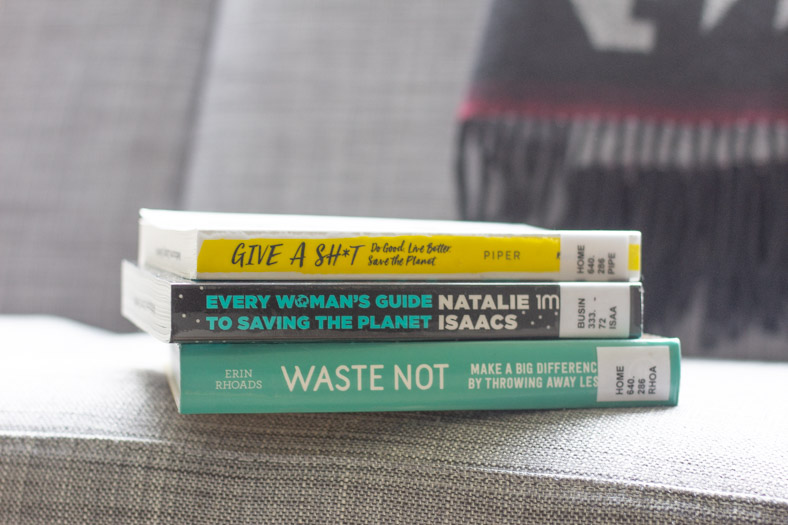 Your guide to the best zero waste books