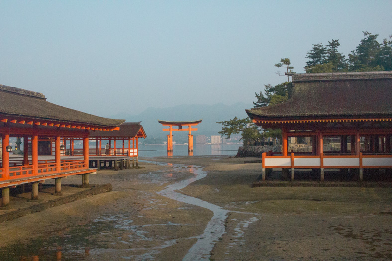 Miyajima itinerary - shrine