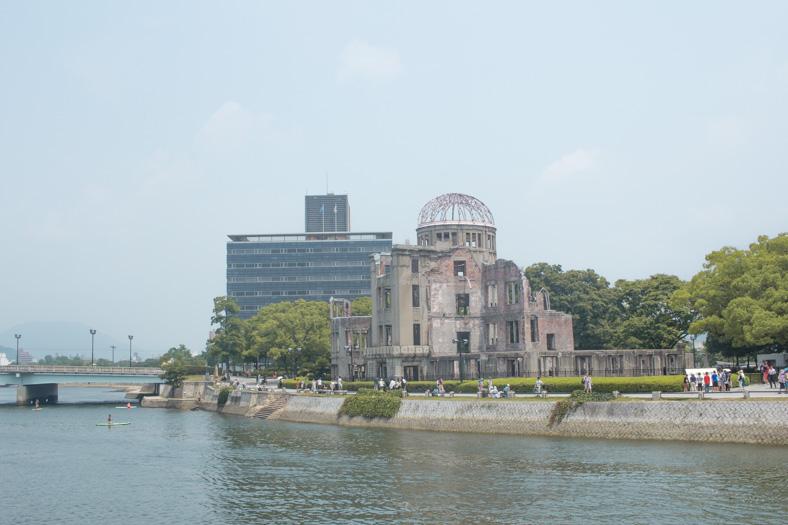 Hiroshima Itinerary - atomic bomb dome