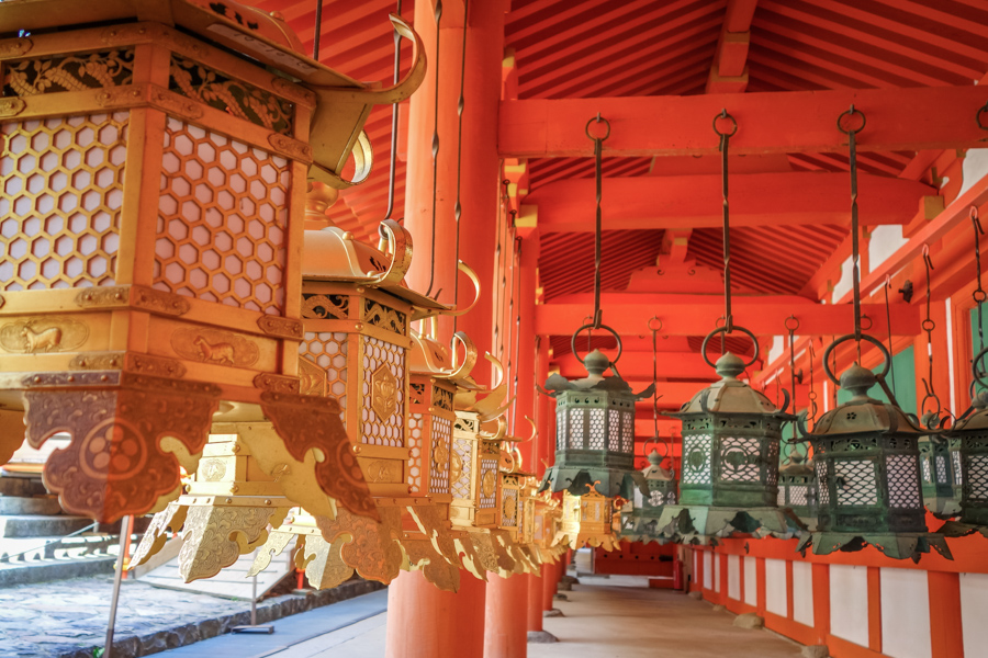 Kasuga-taisha Shrine Nara