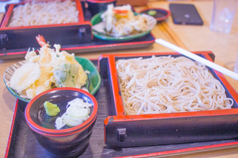 things to know before going to Japan - food