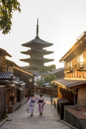 things to know before going to Japan - kyoto
