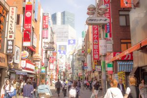 things to know before going to Japan - shibuya