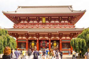 Zero waste travel in Japan