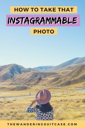instagram photo tips - pinterest