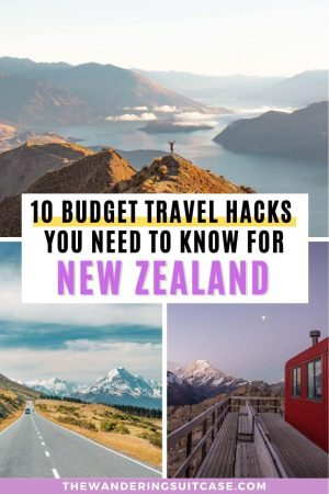How to travel to New Zealand on a budget