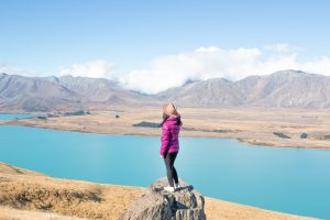 Instagram Spots in New Zealand's South Island - Lake Tekapo