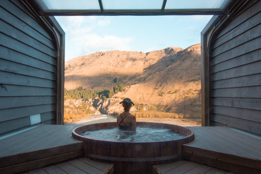 Instagram Spots in New Zealand's South Island - Onsen hot pools