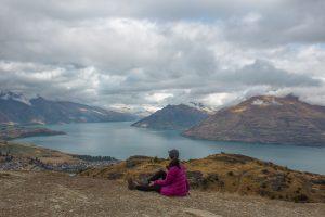 Instagram Spots in New Zealand's South Island - Queenstown Hill