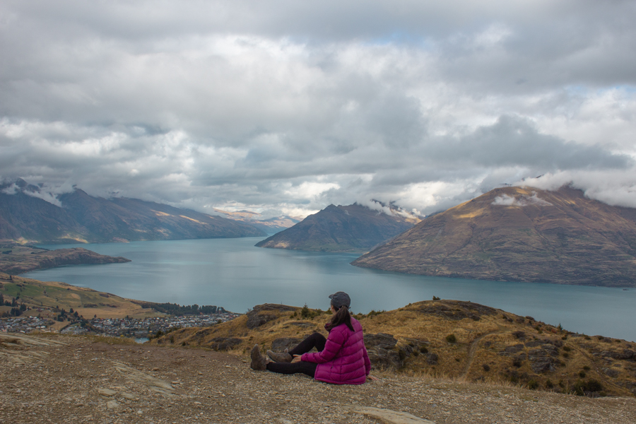 Instagram Spots in New Zealand's South Island - Queenstown Hill