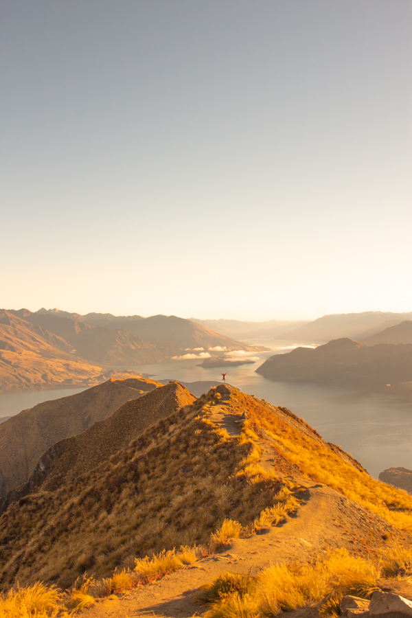 Instagram Spots in New Zealand's South Island - Roys Peak Wanaka