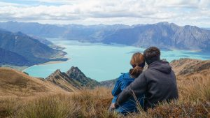 Instagram spots in New Zealand's South Island - Isthmus Peak, Wanaka