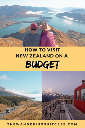 New Zealand on a budget - PIN
