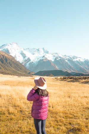 New Zealand on a budget - aoraki