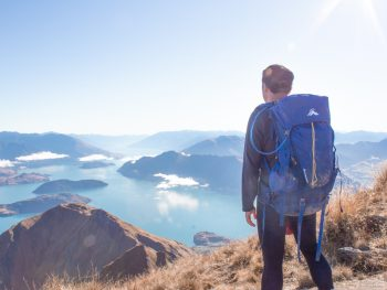 hiking gear for beginners - macpac bag