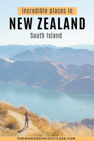 incredible places in New Zealand south island