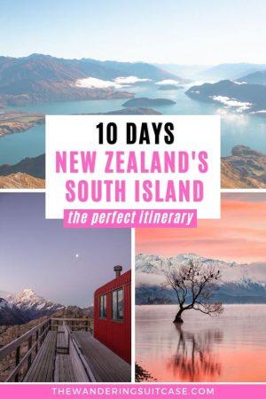 10 day New Zealand itinerary