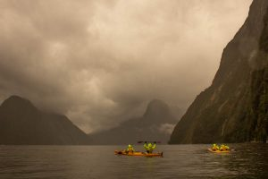 10-day new zealand south island itinerary - milford sound