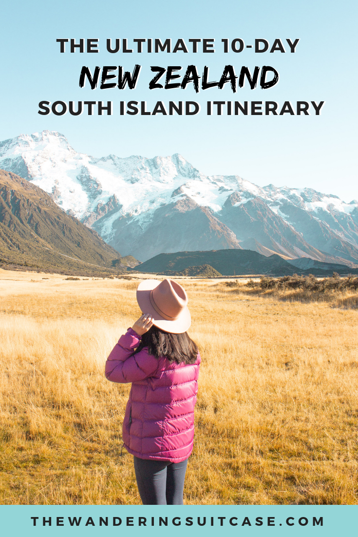 10-day new zealand south island itinerary2