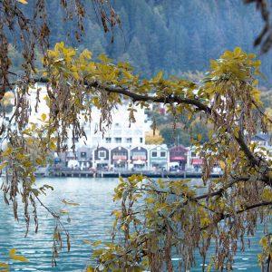 Instagram spots in Queenstown - Lake Wakatipu
