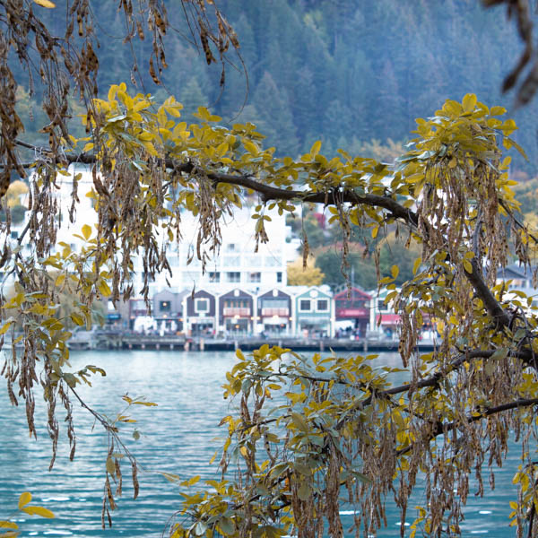 Instagram spots in Queenstown - Lake Wakatipu
