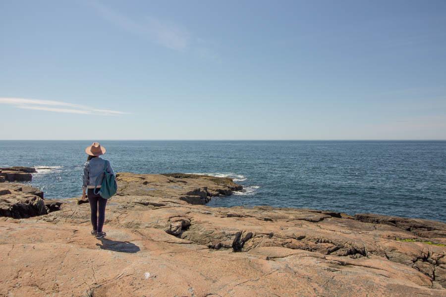 acadia national park itinerary - schoodic peninsula