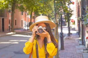 affiliate marketing for travel bloggers - camera