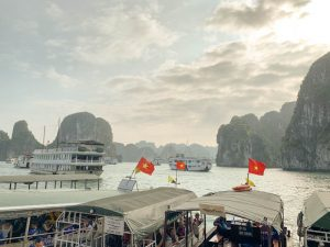 things to know before you go to Vietnam - Halong Bay