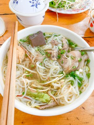 things to know before you go to Vietnam - bun bo hue