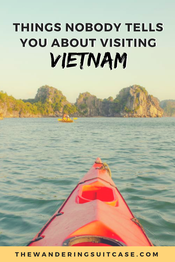 things to know before you go to Vietnam