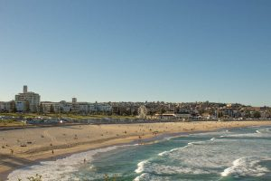 4 days in Sydney - Bondi Beach