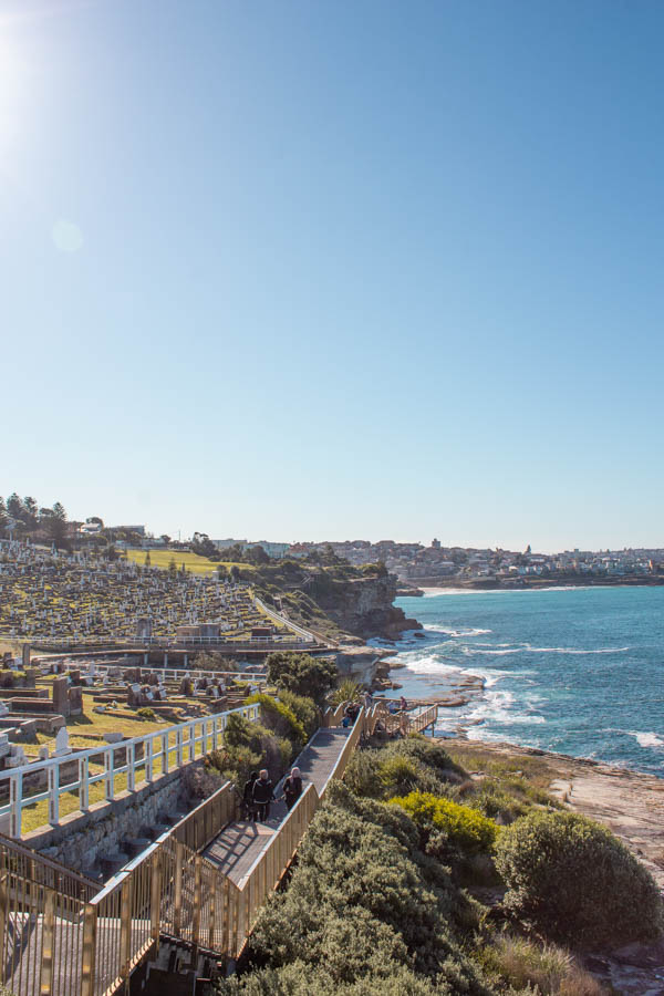 4 days in Sydney - Bondi to Coogee Walk