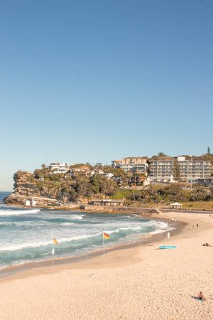 4 days in Sydney - Coogee Beach