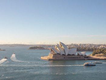 4 days in Sydney - Sydney Opera House