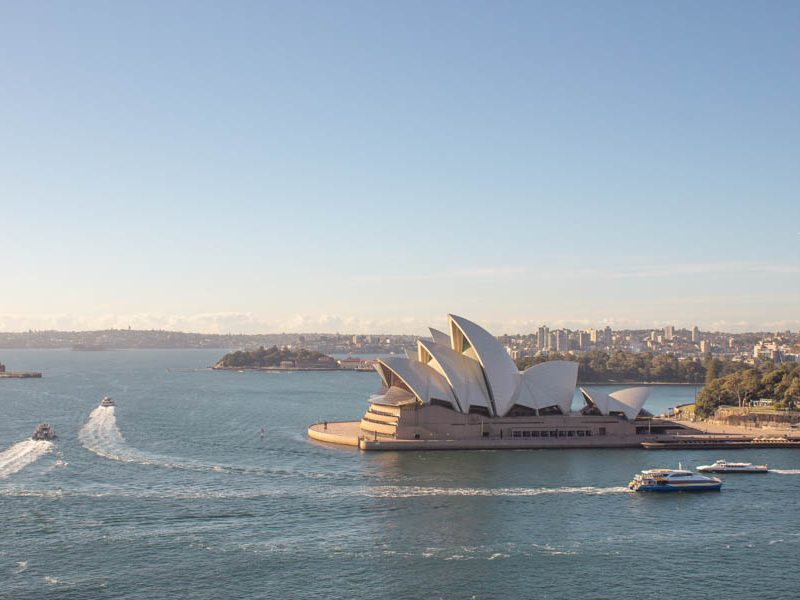 4 days in Sydney - Sydney Opera House