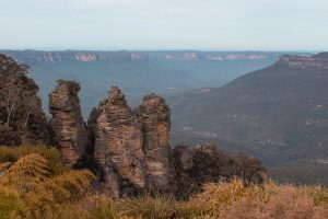 4 days in Sydney - Three Sisters Katoomba Blue Mountains