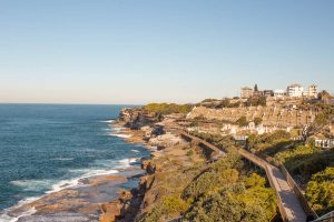 4 days in Sydney - views from Bondi to Coogee Walk