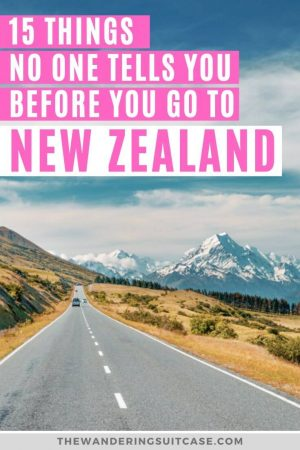 Things no one tells you New Zealand