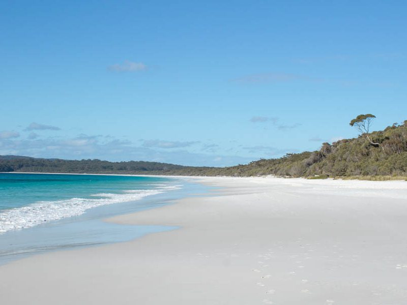Things to do in Jervis Bay in Winter - Hyams Beach views